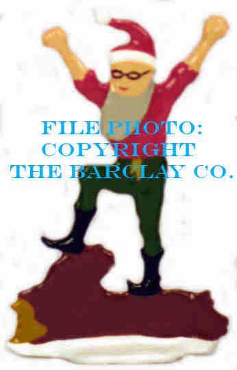 GF-020: Elf Dancing On Log