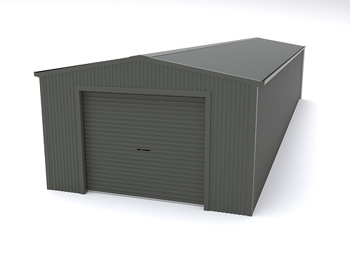 Single Garage 4.20m x 14.00m x 2.77m
