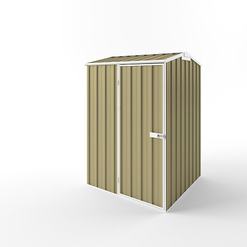 EnduraShed 1.5m x 1.5m x 2.27m Tall Gable Roof Garden Shed