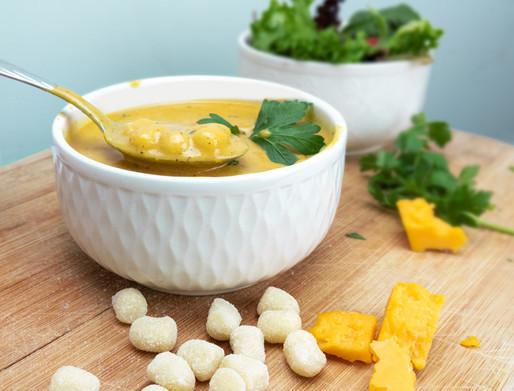Truc: mini gnocchis dans vos potages