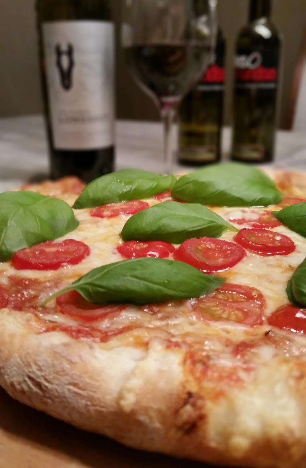 N'hésitez pas à ajouter un filet d'huile d'olive parfumé à l'ail avant de servir