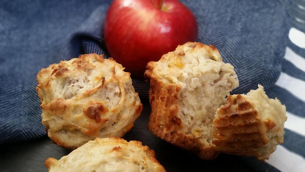 Muffins moelleux à souhait et nutritifs