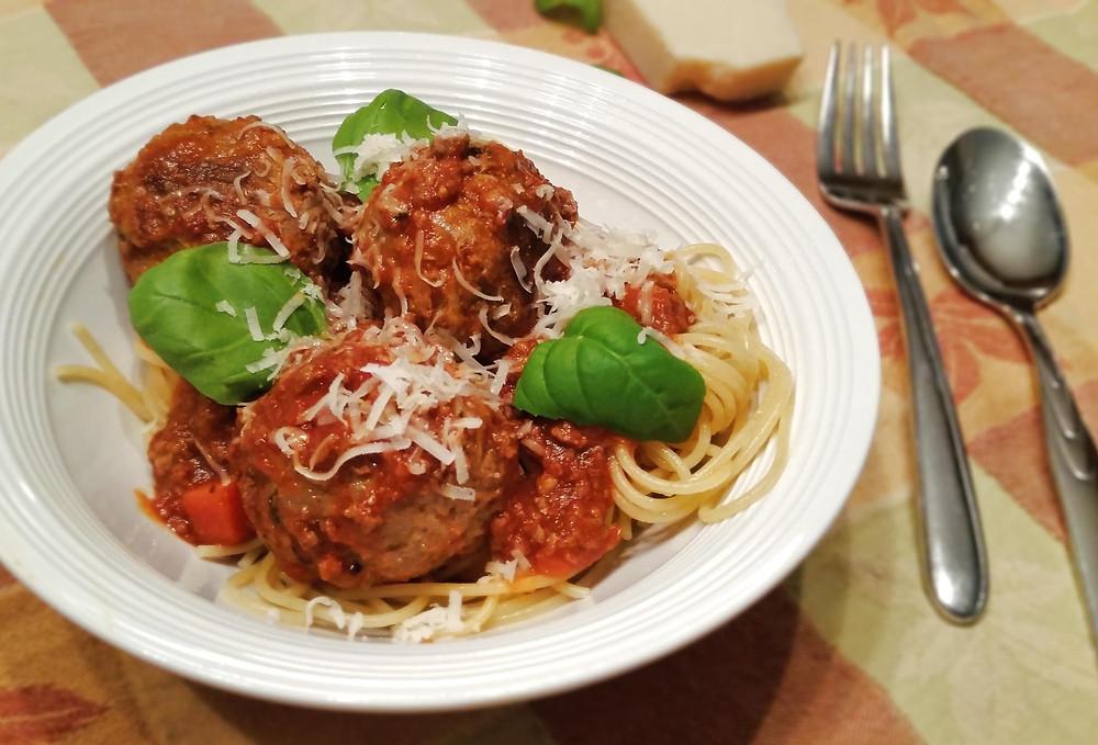 Cette sauce à spaghetti est parfaite