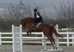 Whistle Jumping w/Heidi