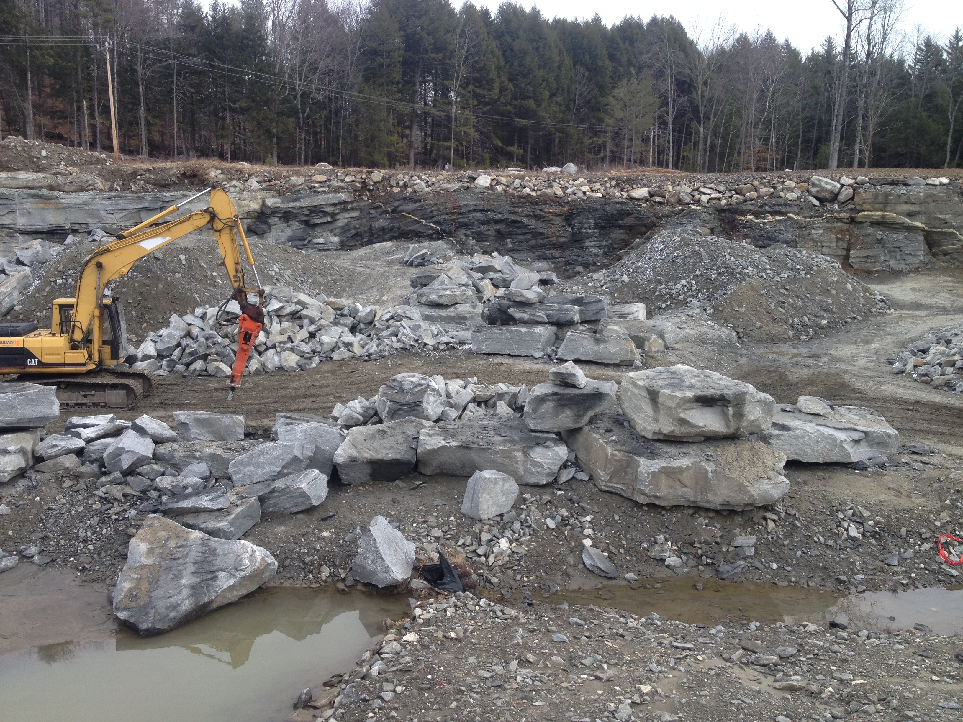Chesterfield Quarry (3)