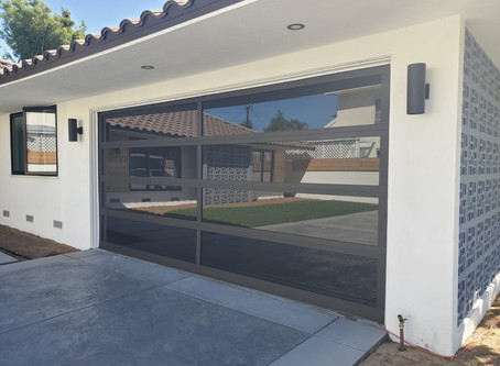 SALE!!! Glass & Aluminum Garage Doors & Gates