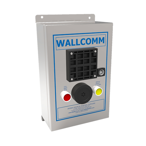 Wallcomm MK2 - Intrinsically Safe