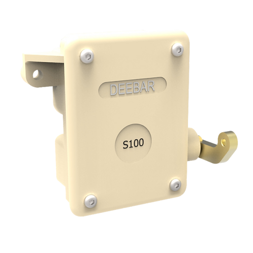 S100 Side Lever Bell Ringer
