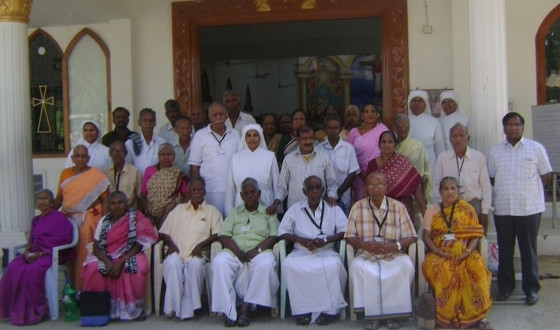 Picnics for Residents at Little Sisters of the Poor, Erode!