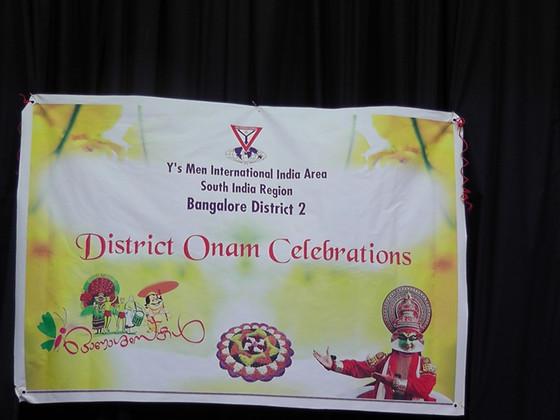 Onam Festival Celebration at Bangalore St. Joseph