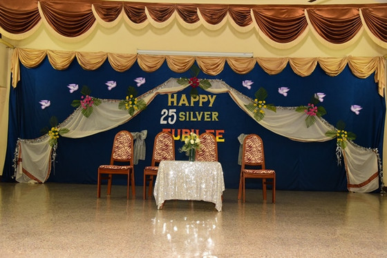 SILVER JUBILEE OF OUR EMPLOYEE MARTIN & RETIREMENT OF PUTTAMMA AT MYSORE!