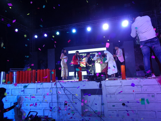 """""""FEMINA AWARD"""" to the Little Sisters of Jabalpur!"""