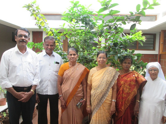 Recent Events at Little Sisters of the Poor in Tuticorin!