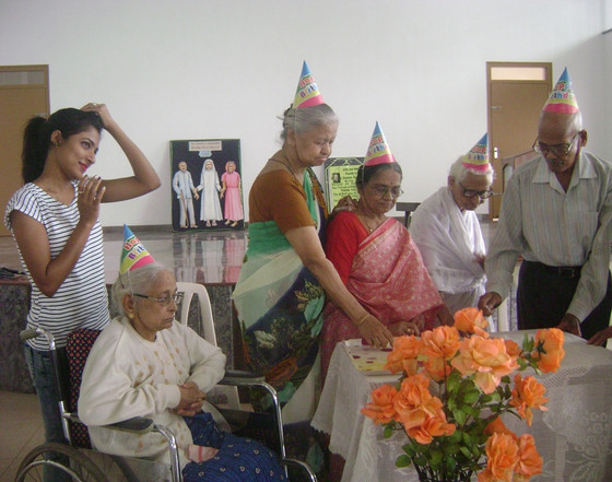 Birthday Party at Mangalore!