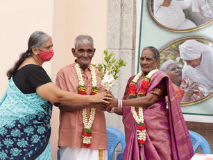 Jubilee celebrations on Grandparents Day! Chennai - 25th and 26th July 2021!