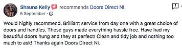 Doors direct NI review