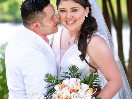 Elizabeth & Benjamin Wedding