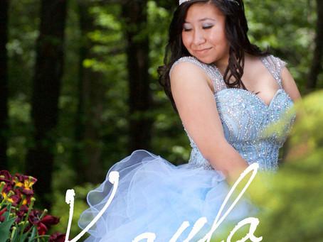 Kayla My Sweet Fifteen