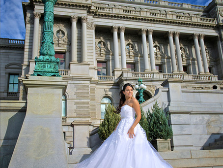 Natalia + Orlando Wedding - Washington DC - Bogota Col.