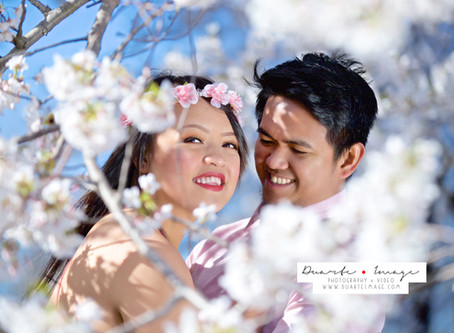 Janice & Vilbart Engagements Sessions