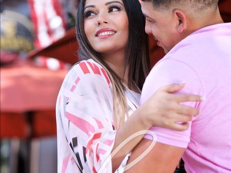 Esmeralda + Luis Wedding