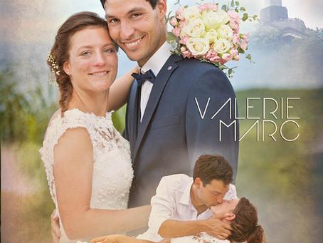Valerie + Marc Wedding - Brazil