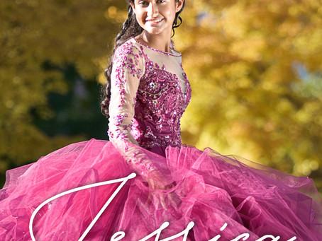 Jessica Castro Mis Quince