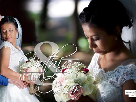 Cinthia & Oscar Wedding