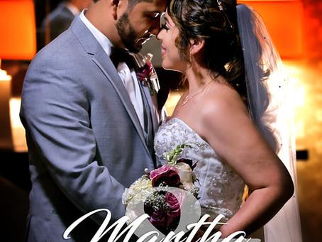 Martha + Jaime Wedding