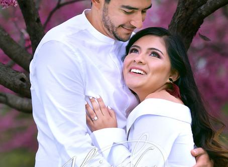 Alejandra + Rafael Wedding
