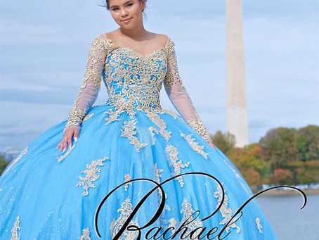 Rachael I De la O - My Quince