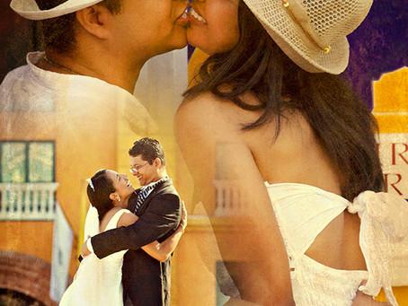 Mireya + Daniel Wedding Destination - Cartagena,Colombia -