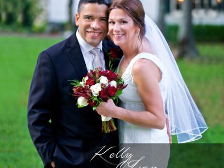 Kelly + Ivan Wedding