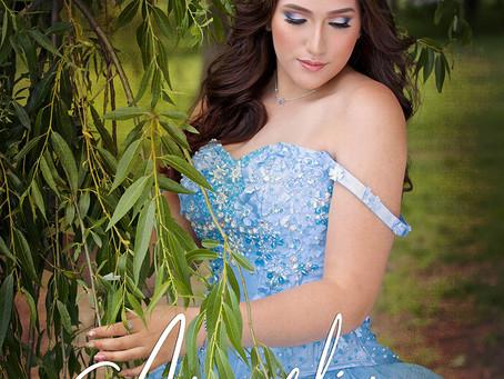 Angelina Sweet Fifteen