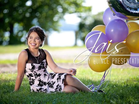 Jais - Mis Quince Celebration
