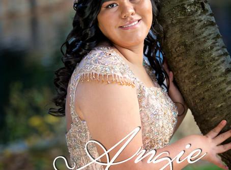 Angie - My sweet Sixteen
