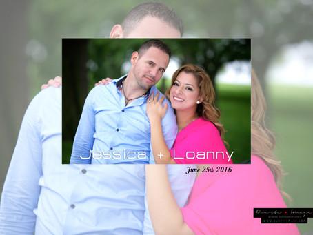 Jessica + Loanny Wedding