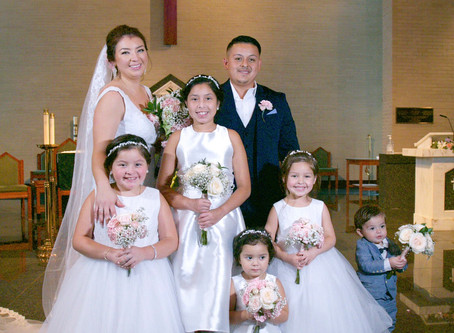 Emma + Hector Wedding