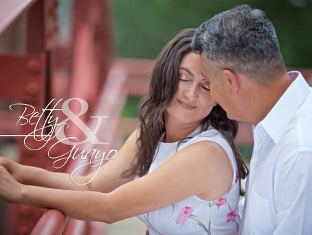 Betty & Guayo Wedding