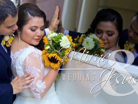 Mirna + Jesus Wedding