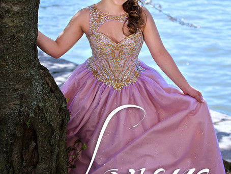 Lorena Sweet Fifteen Photoshoot