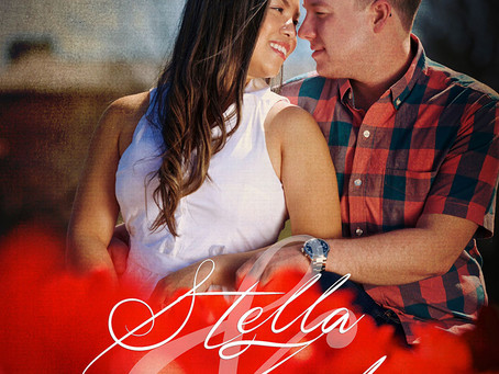 Stella + Zach Wedding