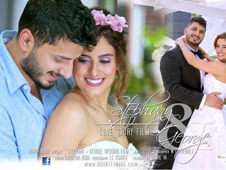 Stephany + George Wedding