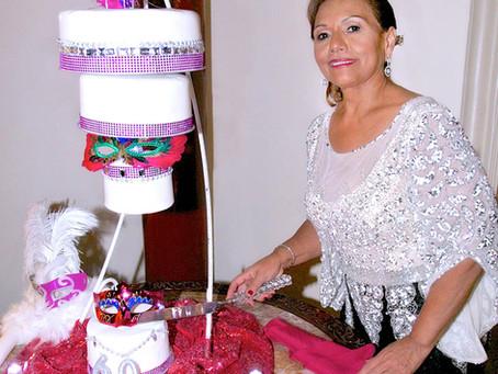 Carolina Guerra 60 Anniversary