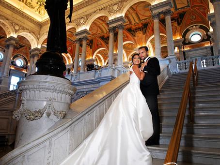 Elvia + Marco Wedding