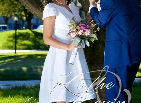 Katherine + Kevin Wedding