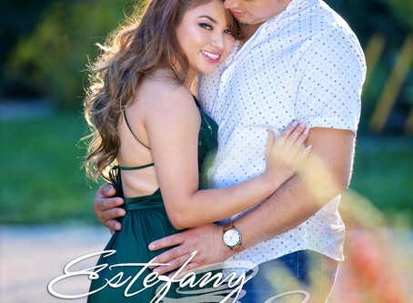 Estefany + Ernesto Wedding