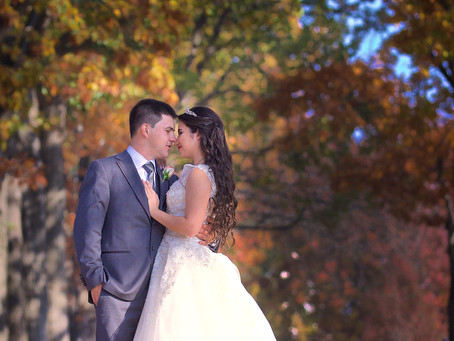 Hadassa + Eron Wedding