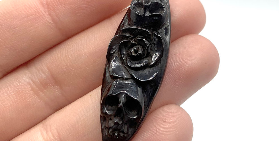Skull and Roses Made to Order