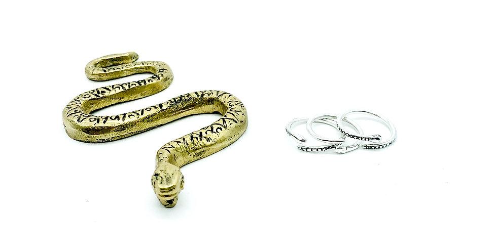 Custom snake set for Kymberli